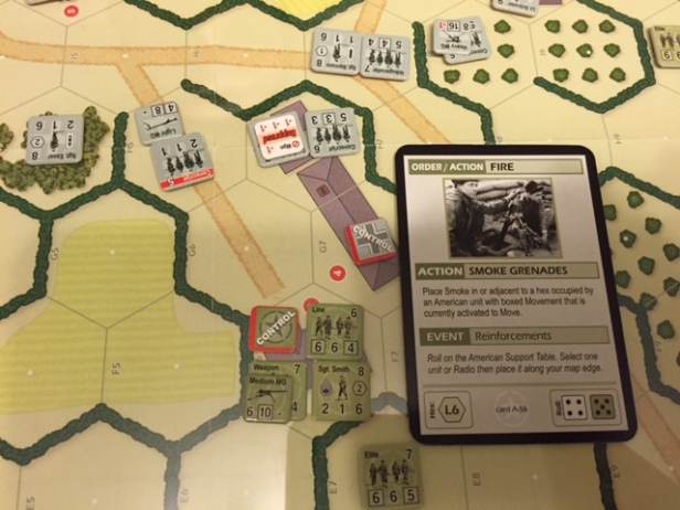 H&H Scenario 1 - Breaking the German MG Team