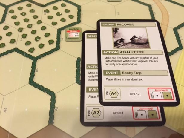 H&H Scenario 1 - Broke Mortar
