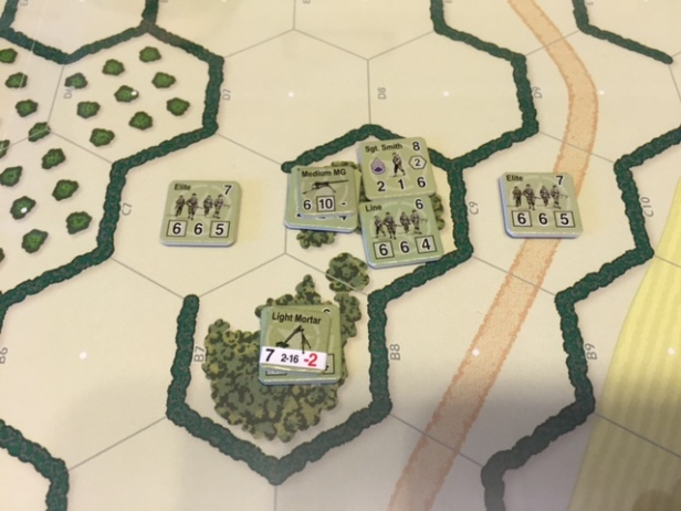 H&H Scenario 1 - Setup