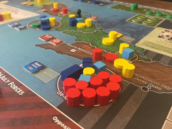 """""""History will absolve me!"""" – Cuba Libre's unique take on the COIN system and why it feels so great to play. – The Players' Aid image"""