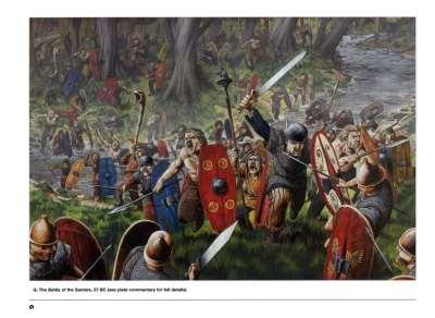Belgic Battle Scenes