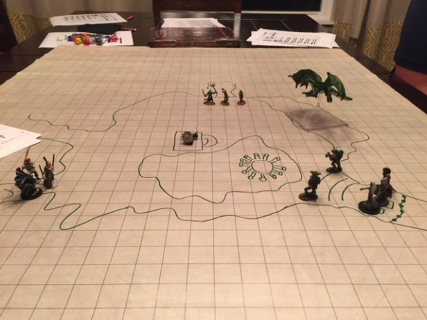 The Lair of the Wood Witches – A Dungeons & Dragons Adventure – The