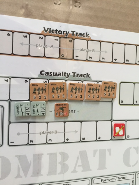 Scenario 3 Casualties