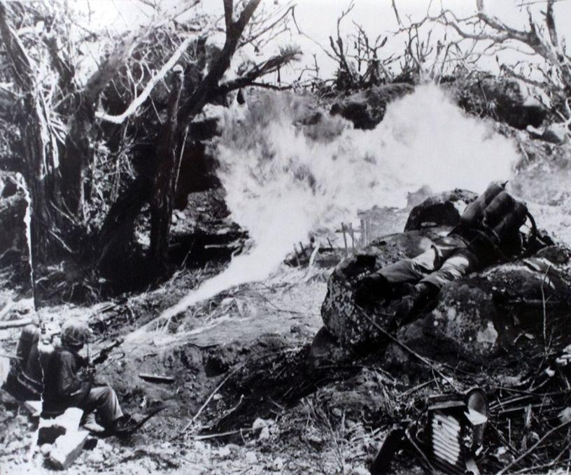 Tarawa Flamethrower