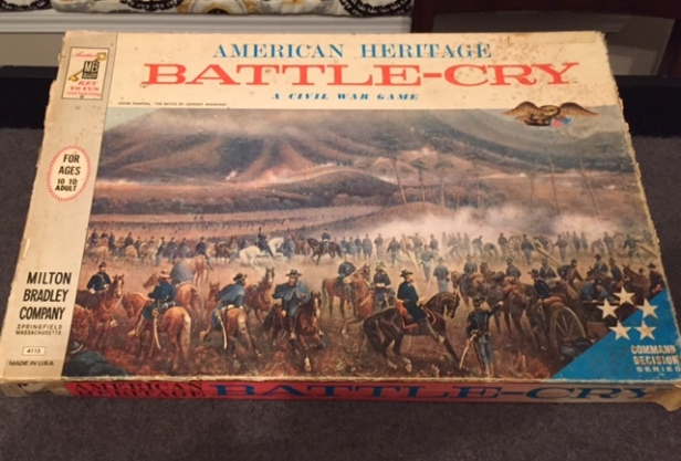 Battle Cry Box