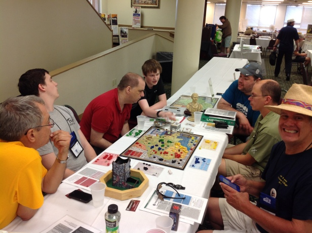 Falling Sky World Boardgaming Championship