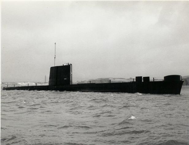 HMS Grampus 2