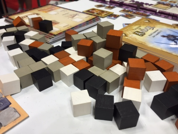 Imhotep Cubes