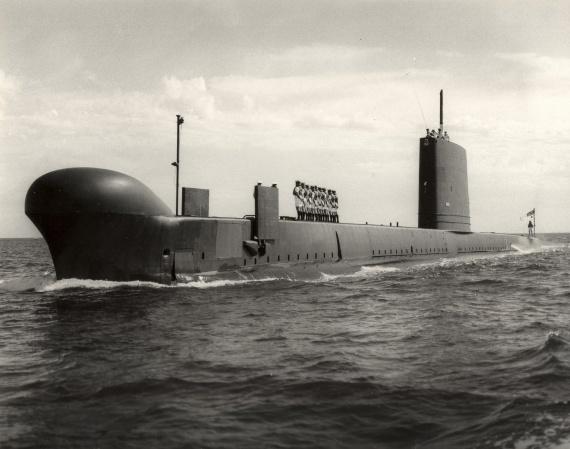 Oberron Class Submarine