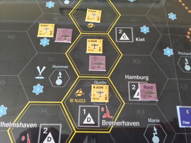 Bomber Command Himmelbett Zone