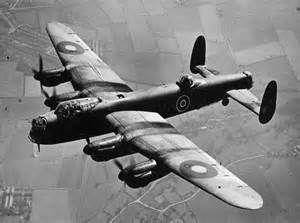 Bomber Command Lancaster Bomber