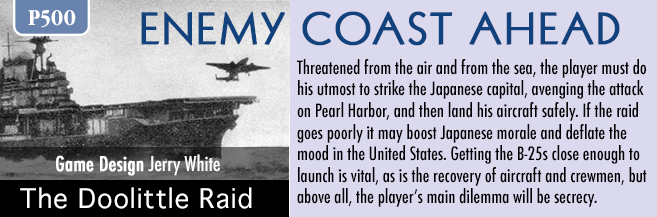 interview with jerry white designer of enemy coast ahead
