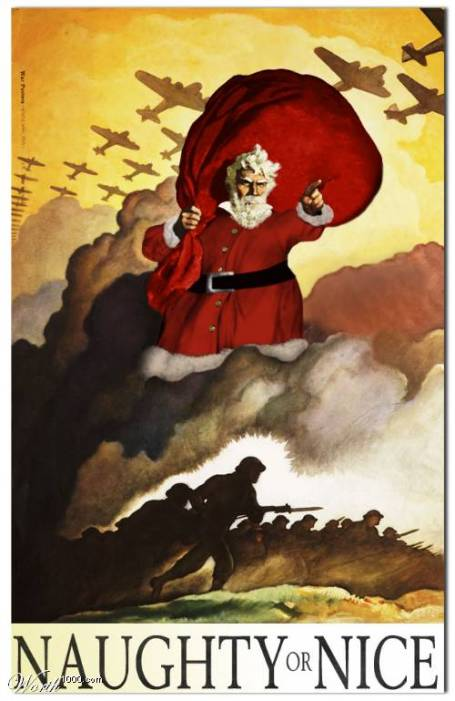 santa-clause-ww2-poster
