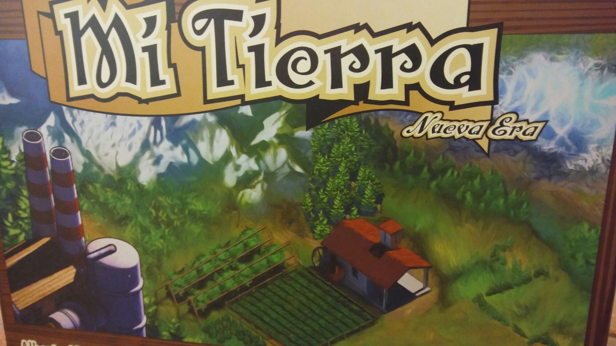 Review: Mi Tierra: New Era by Aldebaran Games – The Players' Aid