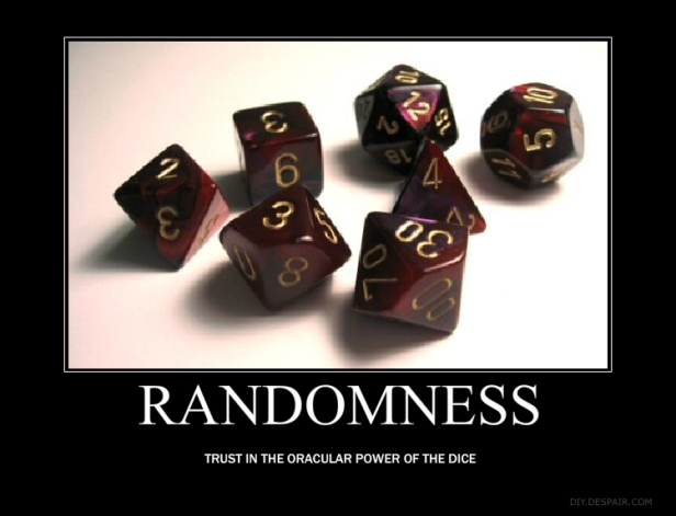 Image result for random dice meme
