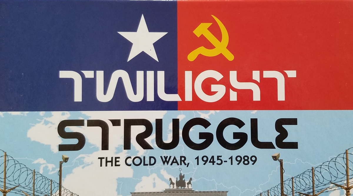 Review: Twilight Struggle by GMT Games – The Players' Aid image