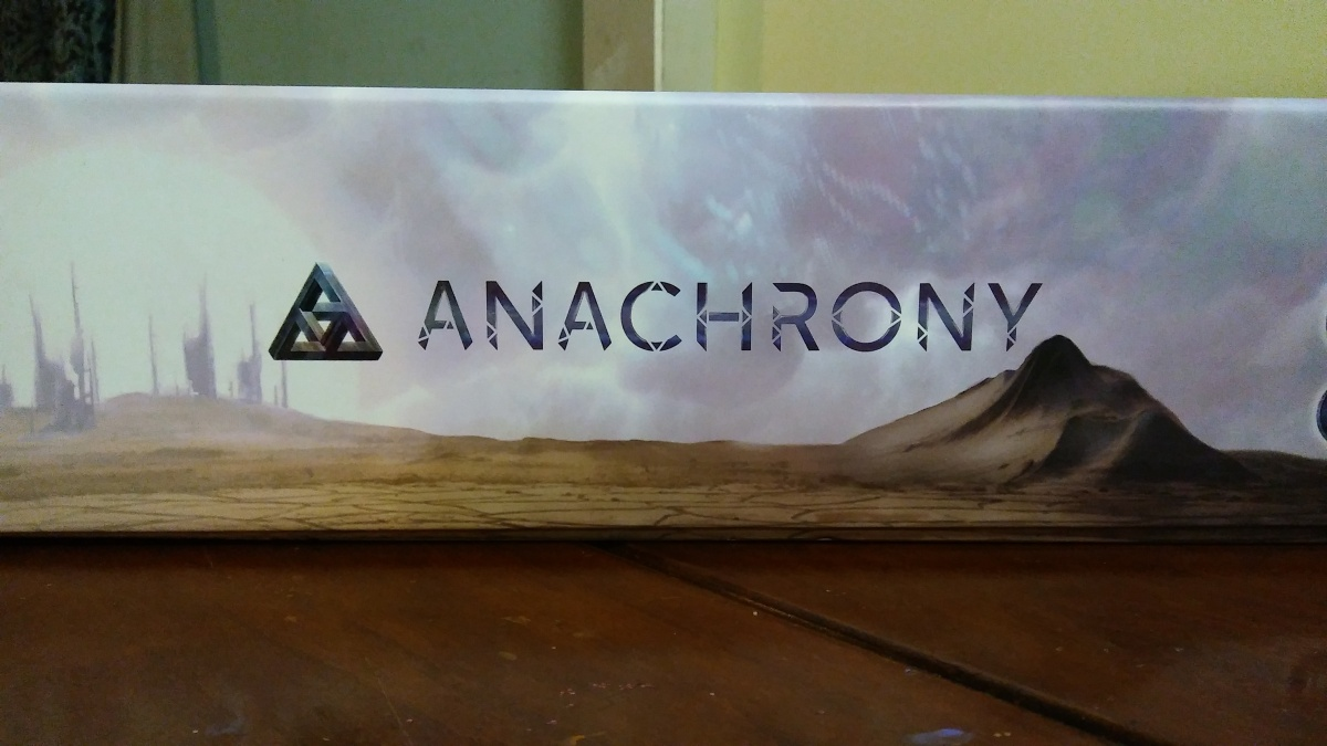 Review: Anachrony by Mindclash Games – The Players' Aid image