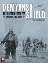 Demyansk Shield Box Cover