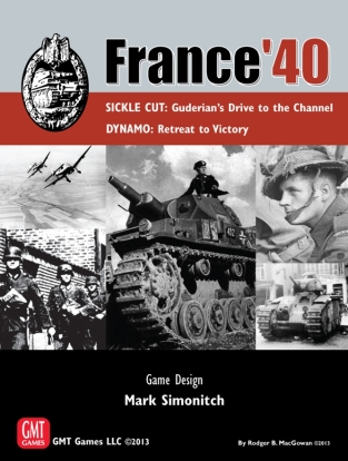 France '40 Reprint Cover