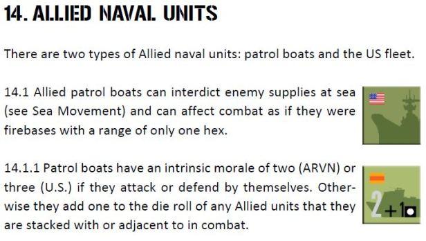 No Trumpets No Drums Naval Units