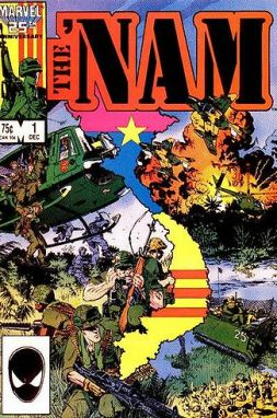 The 'Nam Comic Book Series