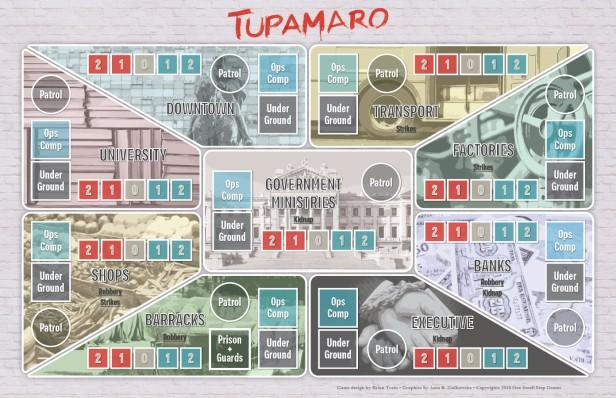 Tupamoro Board