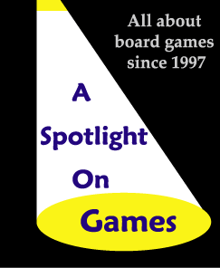 A Spotlight on Games Logo