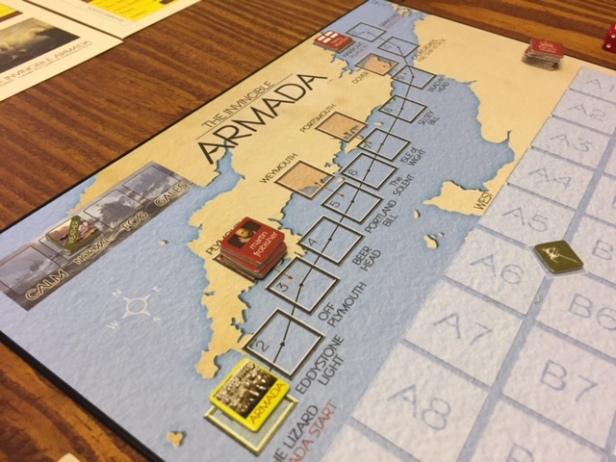 Armada Strategic Map Closeup