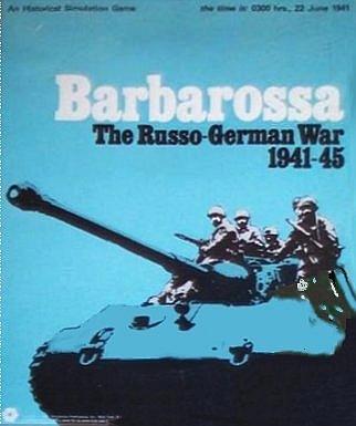 Barbarossa SPI