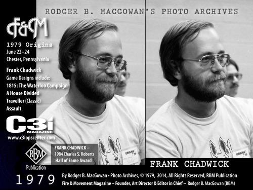 Frank Chadwick C3i