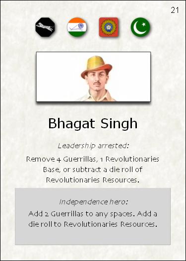 Gandhi COIN Bhagat Singh Event