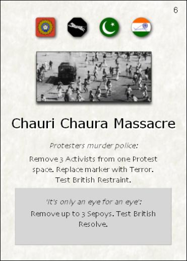 Gandhi COIN Chauri Event