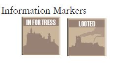 Holy Roman Empire Looted Markers