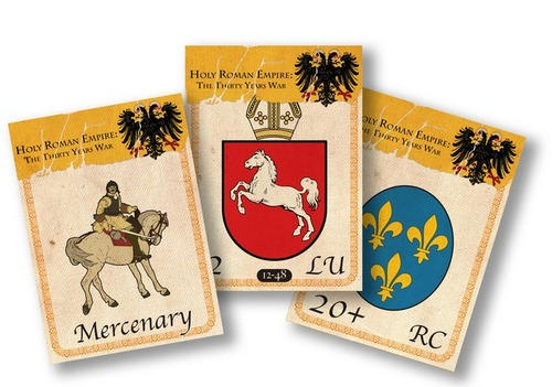 Holy Roman Empire State Cards
