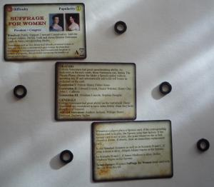 Ladies and Orators Expansion Cards