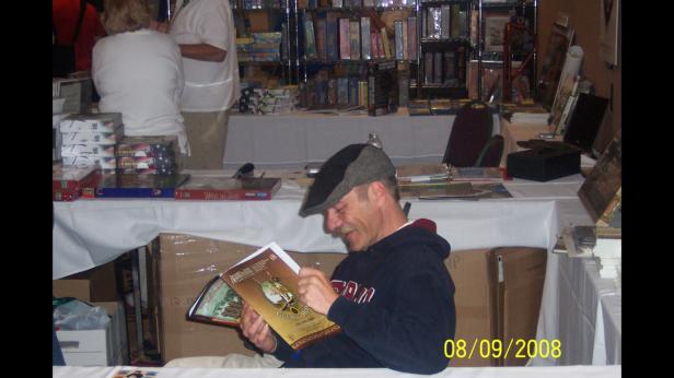 Lembit at WBC reading ATO