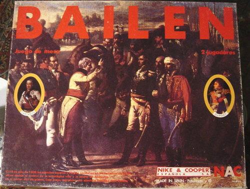 Bailen Box Cover