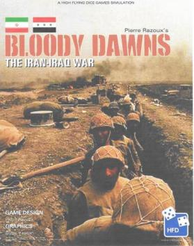 Bloody Dawns Box Cover