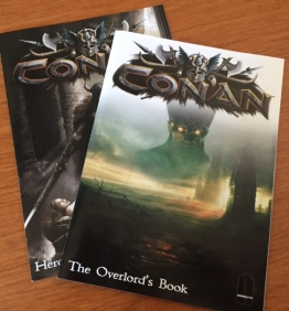 Conan Rule Books