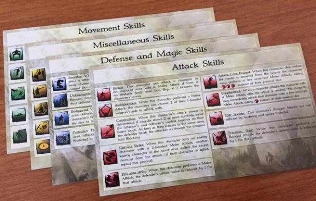 Conan Skills