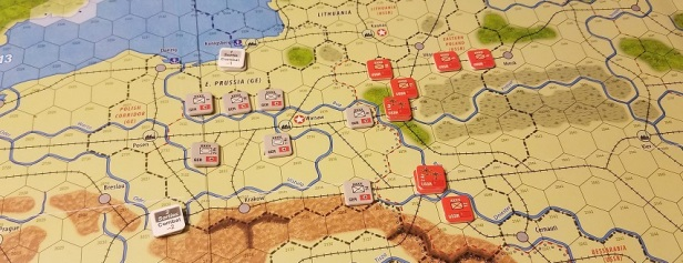 conquering of poland end of turn