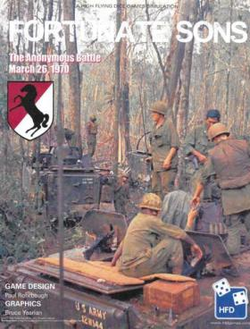 Fortunate Sons Box Cover HFDG