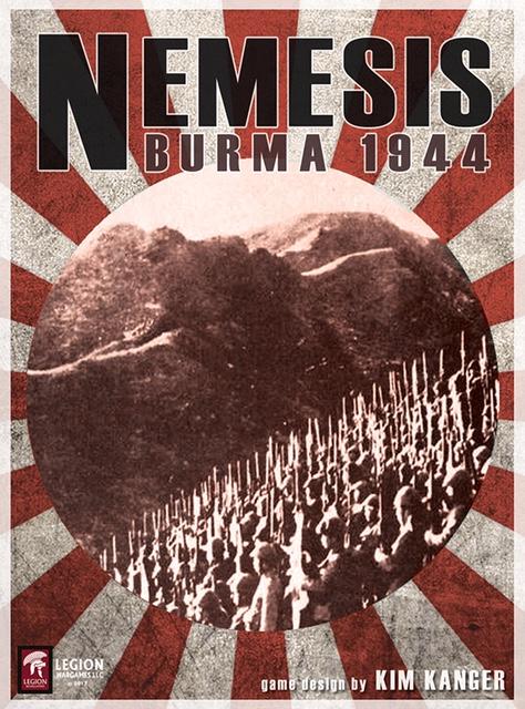 Nemesis Burma 1944 from Legion Wargames