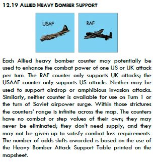 Operation Unthinkable Heavy Bomber Support