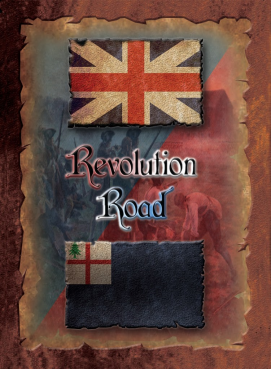 Revolution Road Card Backs