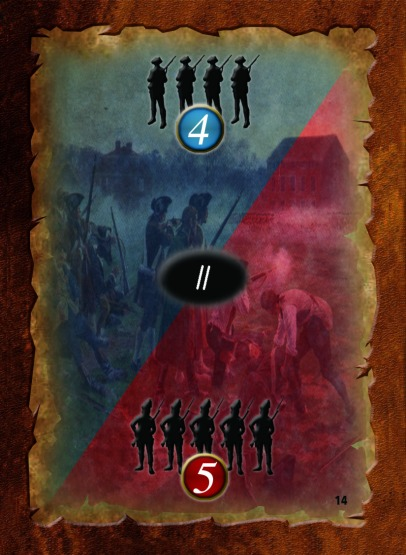 Revolution Road Card