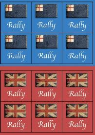 Revolution Road Rally Markers