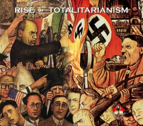 Rise of Totalitarianism Box Cover