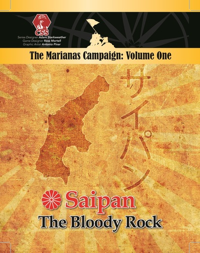 Saipan The Bloody Rock Play Book