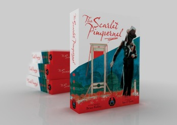 The Scarlet Pimpernel Box Art